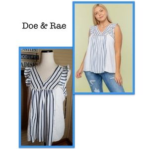 Doe & Rae Blouse